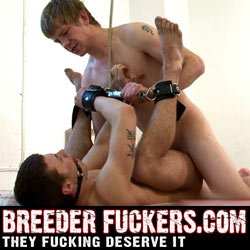 Breeder Fuckers Gay BDSM